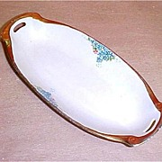 Rheinholdt Schlegemilch - R S Germany China Relish Dish - Nut Dish or Catch-All Dish