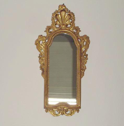 Vintage Borghese Mirror
