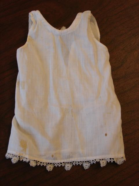 Sweet Antique Doll Chemise~Free US Shipping