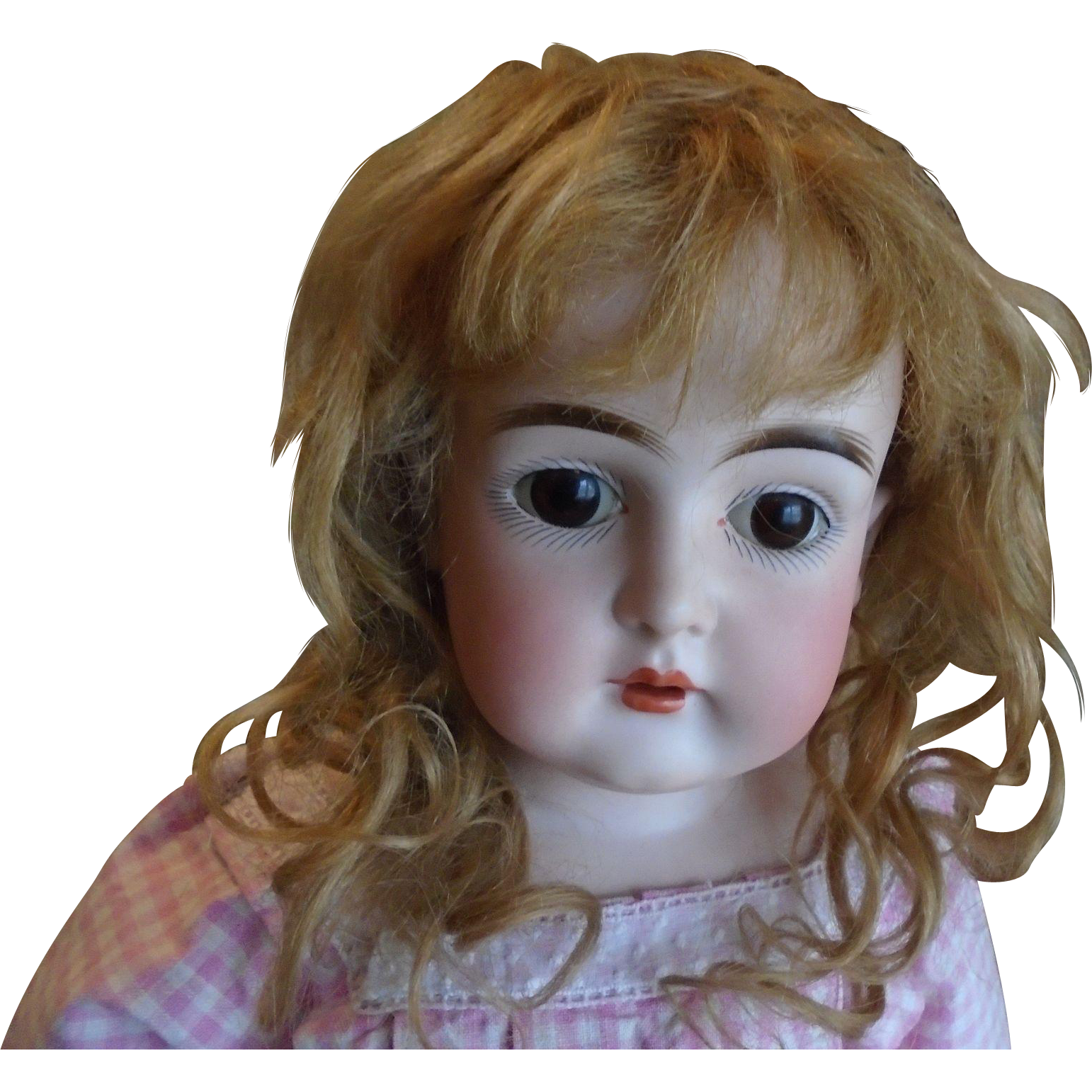 "Sweetest Kestner 147 22"" Doll"
