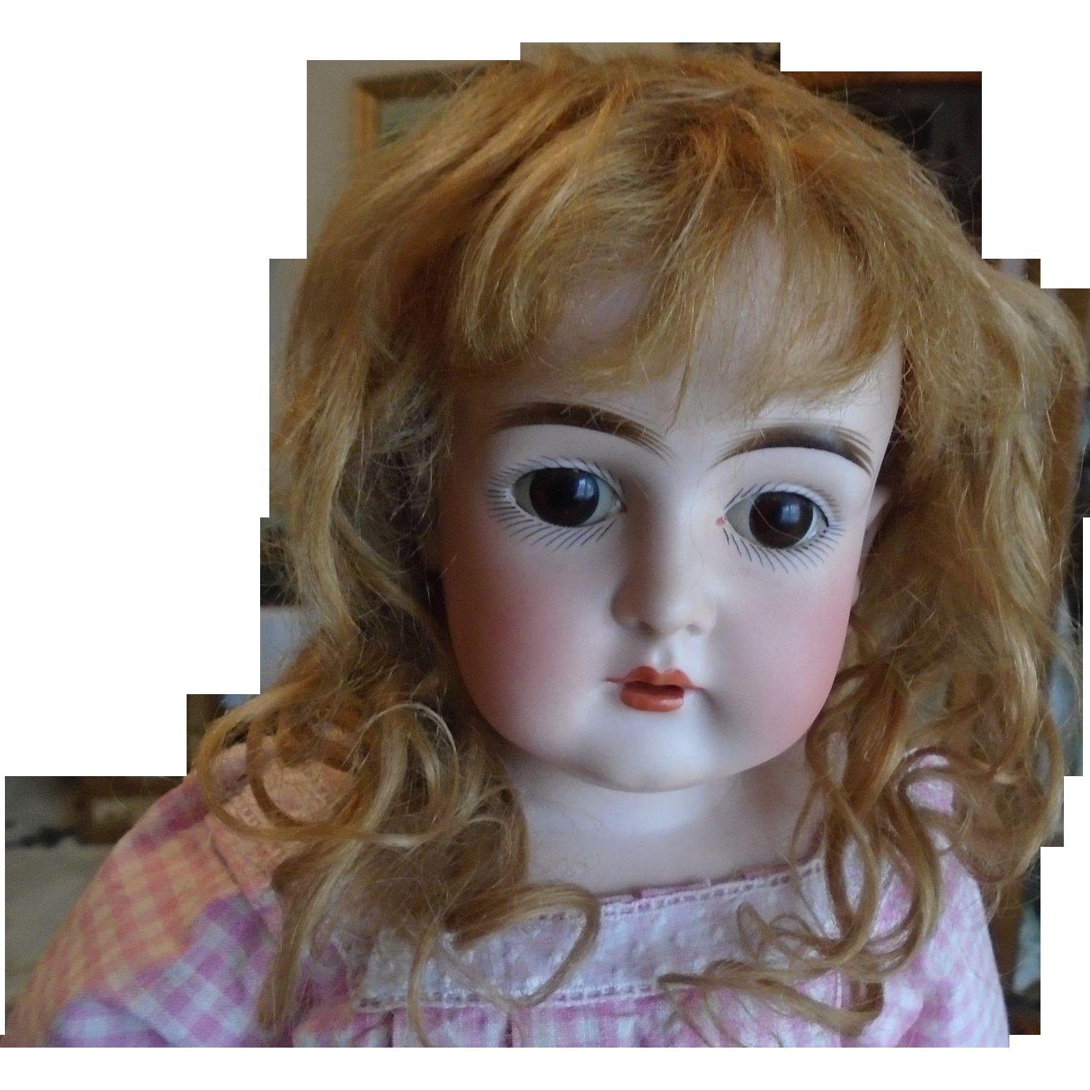 """Sweetest Kestner 147 22"""" Doll"""