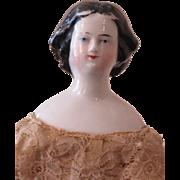"""11"""" Jenny Lind China Doll"""