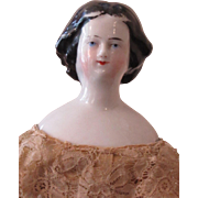 "11"" Jenny Lind China Doll"