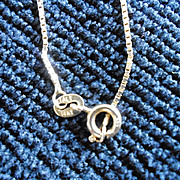 REDUCED! 14k Italian Yellow Gold Box Chain Necklace **Free Insured Shipping