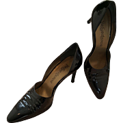Classy, Classic,  YSL Black Heels