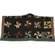 Antique Pre-Civil War Dated Quilt