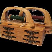 Loom Shuttle Double Wood factory Weaving