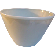 Fire King Blue Mixing Bowl
