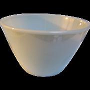 Fire King Blue Mixing Bowl