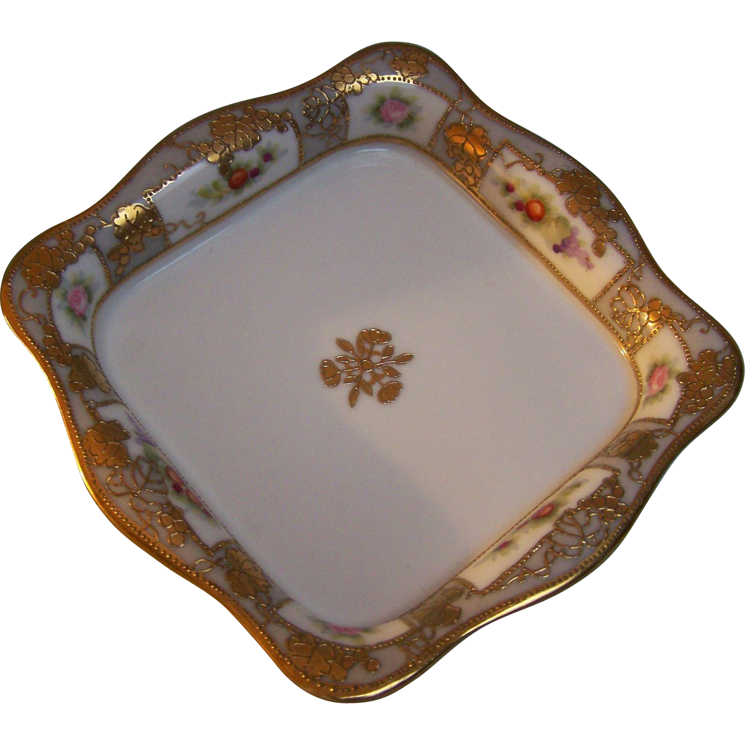RC Nippon Square Plate