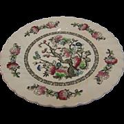 Myott Indian Tree Dinner Plate