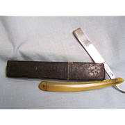 Wade & Butcher Straight Razor Sheffield