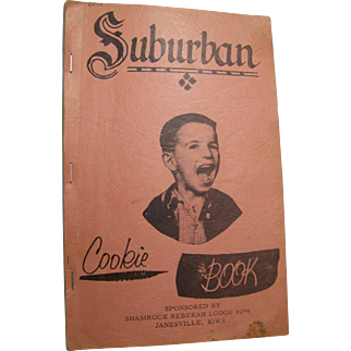 Surburban Cookie Recipe Book