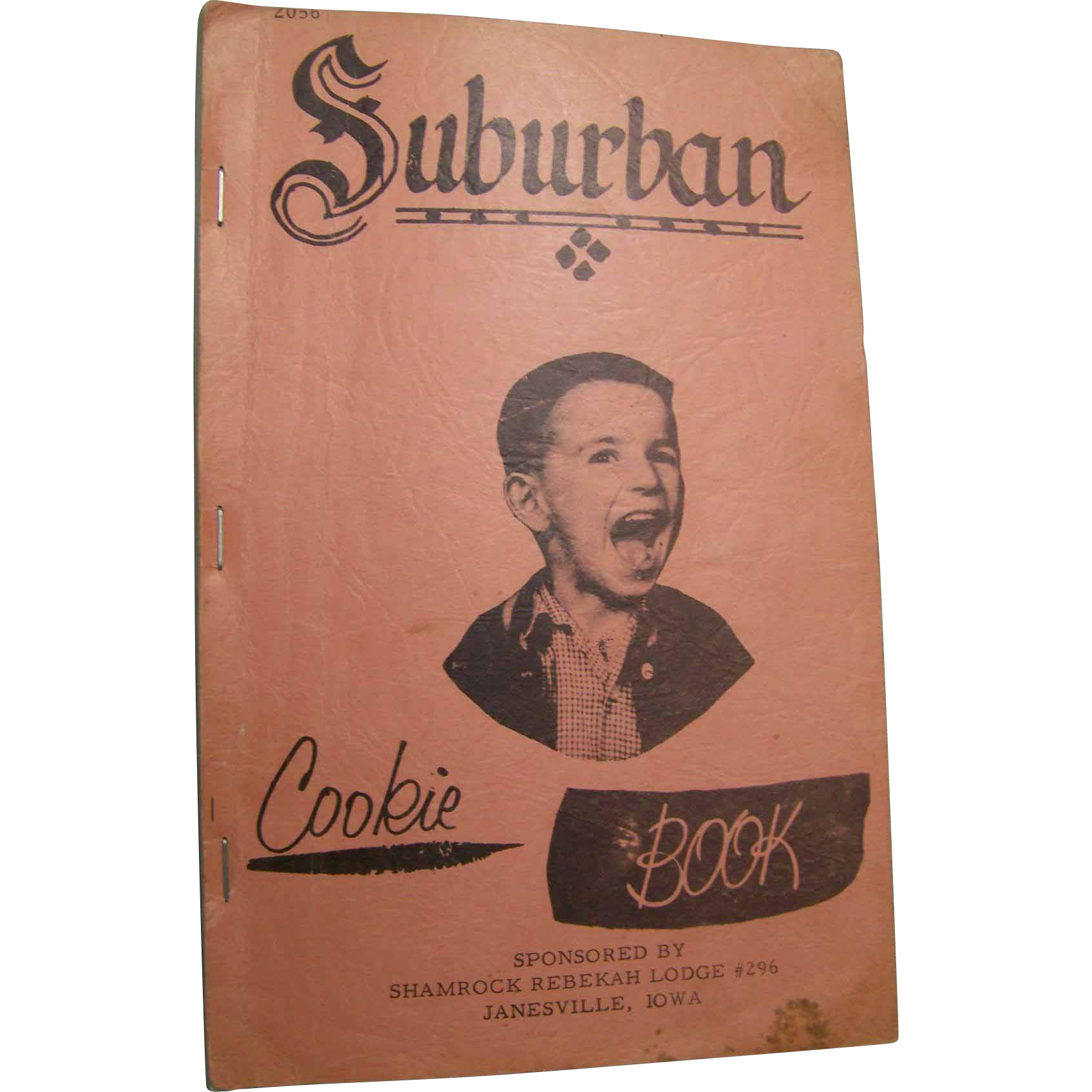Surburban Cookie Recipe Book