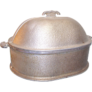 Guardian Service Large Roaster with Aluminum Lid