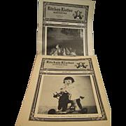 Kitchen Klatter Magazine 12 issues 1950
