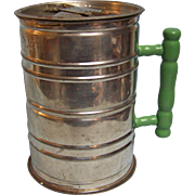 Bromwell's Multiple Sifter with Lids