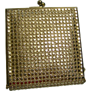 Coin Purse Made in Japan Gold mesh