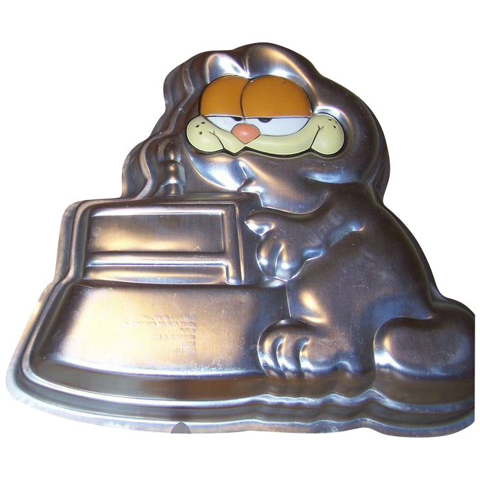 character cake pans garfield character wilton cake pan from wings on ruby 2560