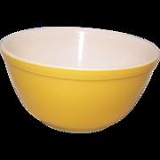 Pyrex Mixing Bowl Yellow 1.5 Quart