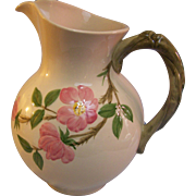 Franciscan Desert Rose Pitcher