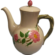 Franciscan Desert Rose Coffee Pot - Red Tag Sale Item