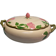 Franciscan Desert Rose Serving Bowl with Lid