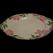 """Franciscan Desert Rose Platter 14"""""""