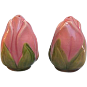 Franciscan Desert Rose Salt Pepper shakers