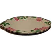 Franciscan Desert Rose Oval Platters set of 2