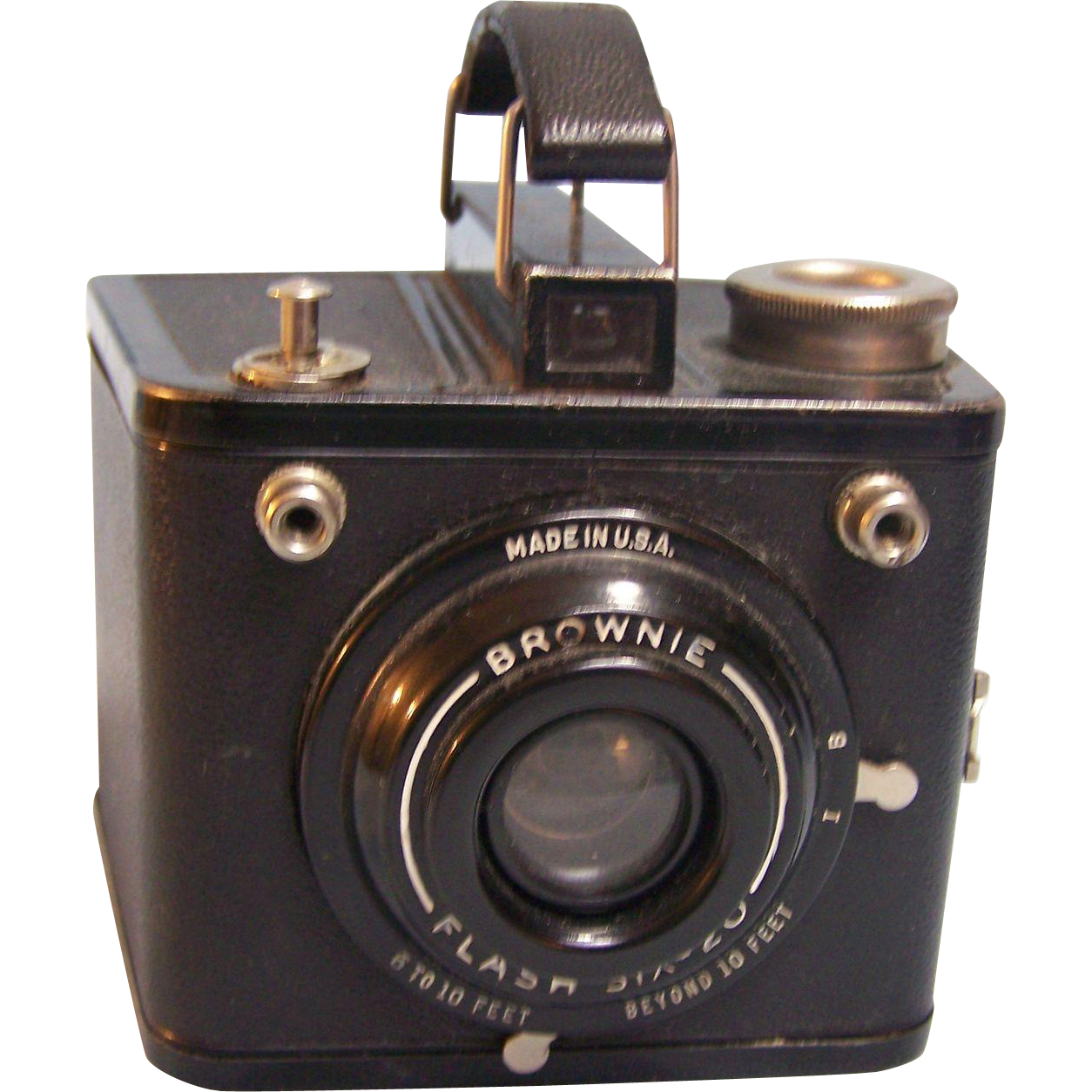 Camera Brownie Flash Six-20