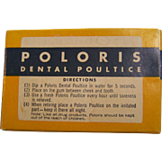 Poloris Dental Poultice Box