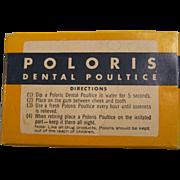Poloris Dental Poultice Box