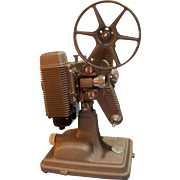 Art Deco Revere 8mm Film Projector Model 85