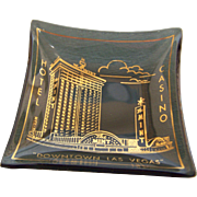 Mint Casino Hotel Ashtray Las Vegas Souvenir