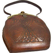 Imperial Leather Locking Purse