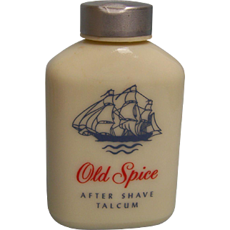 Old Spice After Shave Talcum 1-3/8 OZ