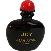 Joy by Jean Petou  Black Bottle