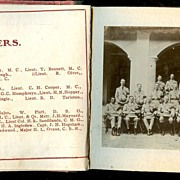 Military Photograph Album Northumberland Fusiliers 1924