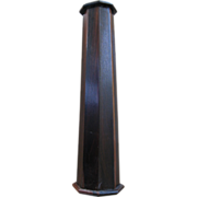 Early 20th Century Rosewood Kaleidoscope
