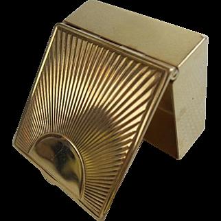 14KARAT Gold Pill Box