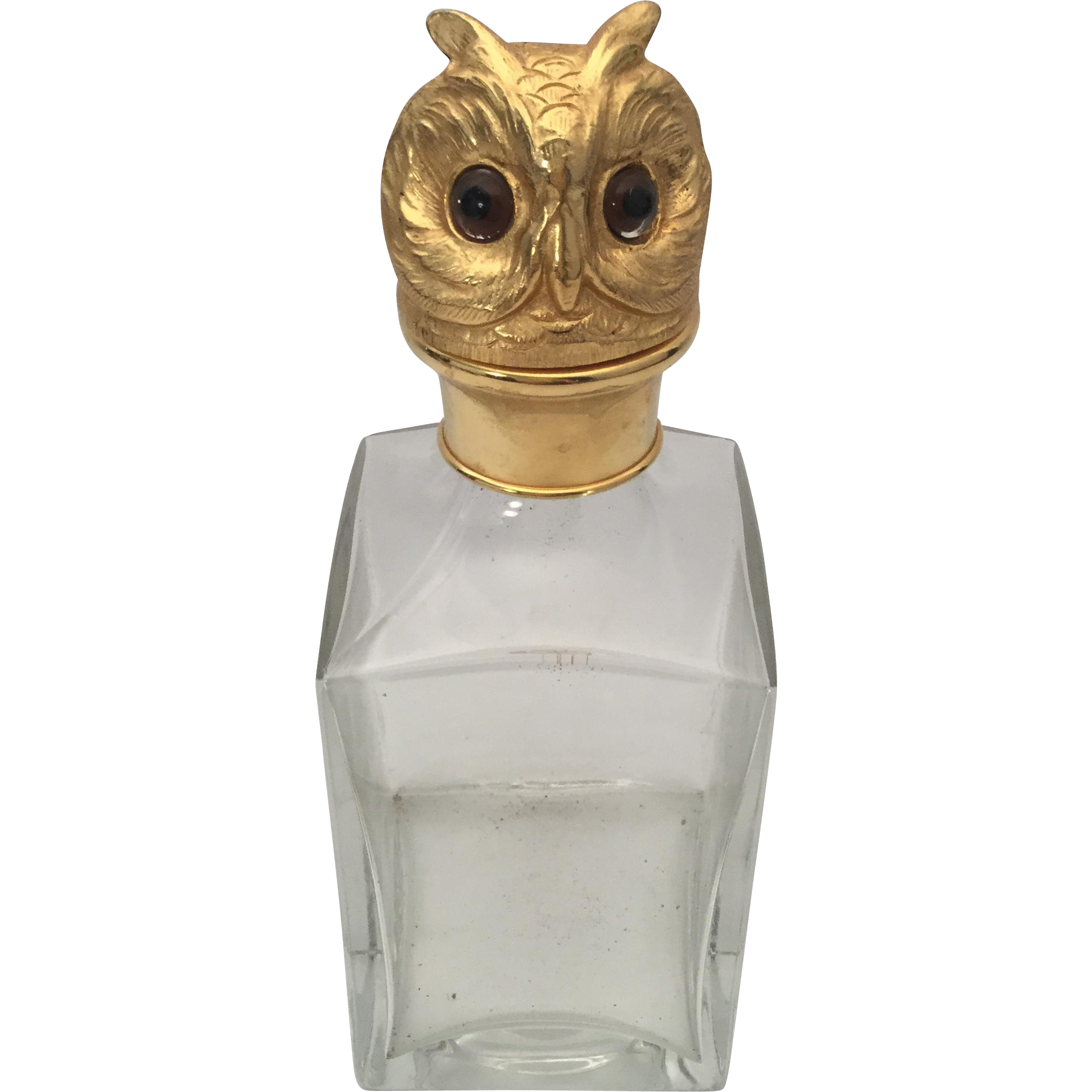 Grandest Estate  OWL Decanter