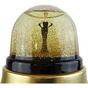 Fabulous Jean Paul Gaultier FRAGILE Factice…DUMMY Perfume Store Display wSNOW GLOBE