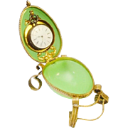 LAYAWAY Palais Royal Green Opaline Watch Holder