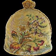 "Antique Victorian Beadwork Tea Cozy   ""GORGEOUS"""