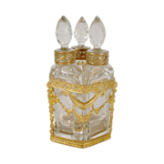 Glorious Antique French Empires Style Scent Caddy