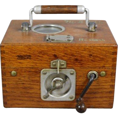 """LAYAWAY 19C Oak Pigeon Timer Clock Box  """"Constateur Plasschaert  Freres, Wachtebeke, Belgique, no. 20854"""""""