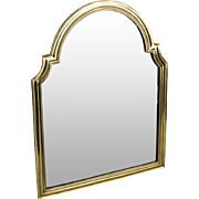"Magnificent 17 ½"" Antique Bronze Vanity Mirror ""BEAUTIFUL"" Great Shape"