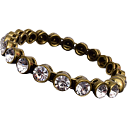 Magnetic Rhinestone Bracelet