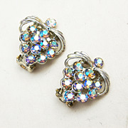 BSK Grape Cluster Earrings